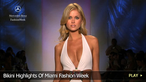 Miami Fashion Week: Swimwear Highlights