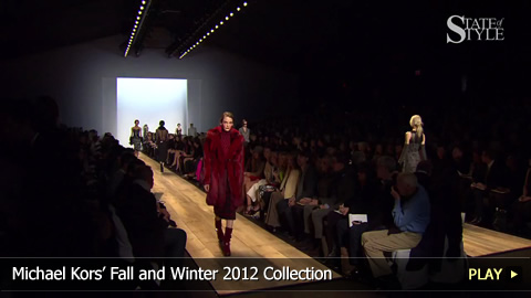 Michael Kors Fall and Winter 2012 Collection for Men and Women