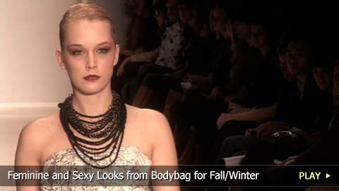 Feminine and Sexy Looks from Bodybag for Fall/Winter