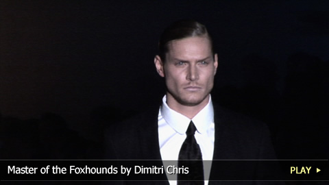Men's High End Ready To Wear  by Dimitri Chris