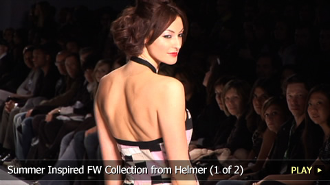Summer Inspired FW Collection from Helmer (1 of 2)