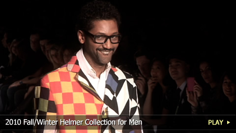 2010 Fall/Winter Helmer Collection for Men