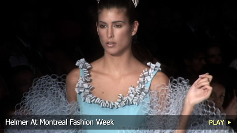 Helmer At Montreal Fashion Week