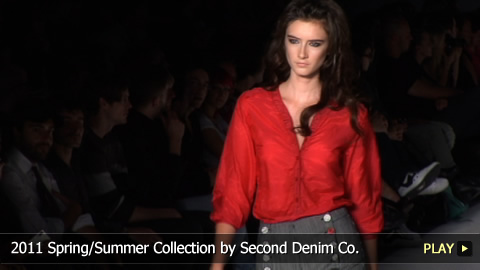 2011 Spring/Summer Collection by Second Denim Co.