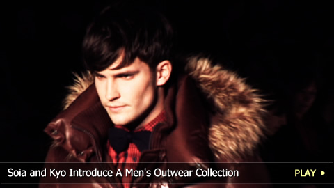 Soia and Kyo Introduce A Men's Outerwear Collection