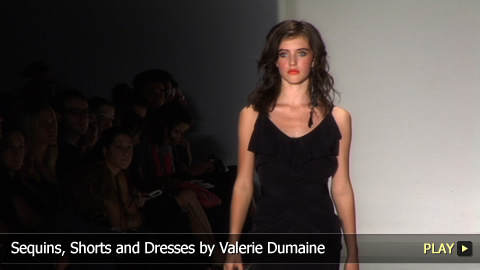 Sequins, Shorts and Dresses by Valerie Dumaine
