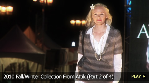 2010 Fall/Winter Collection From Attik (Part 2 of 4)