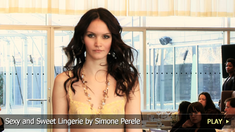 Sexy and Sweet Lingerie by Simone Perele
