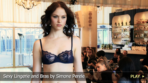 Sexy Lingerie and Bras by Simone Perele