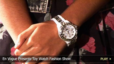En Vogue Presents Toy Watch Fashion Show