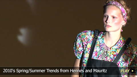 2010 Summer Trends From H&M