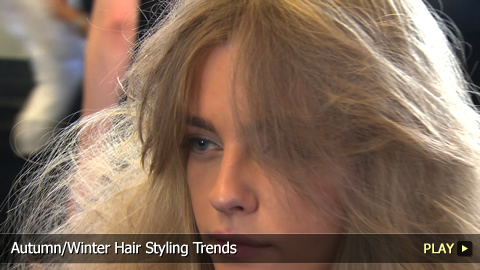 Autumn/Winter Hair Styling Trends