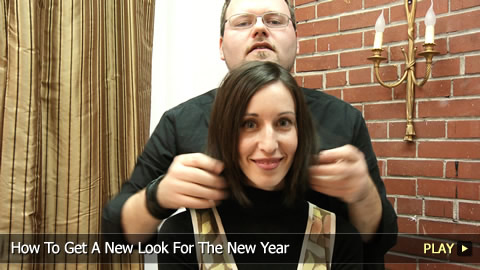 How To Get A New Look For The New Year
