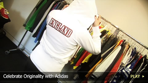 Celebrate Originality With Adidas