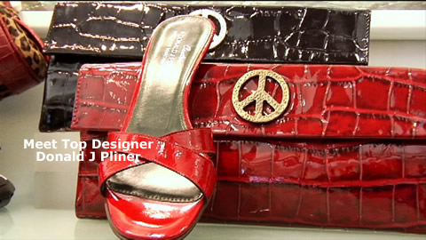 High Fashion Footwear Designer: Donald J Pliner