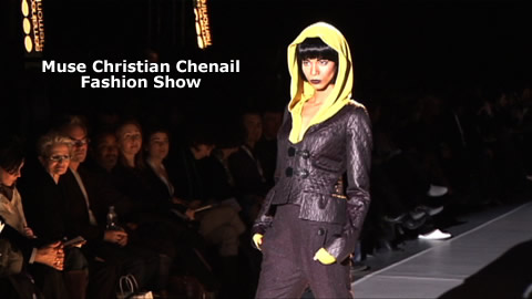 Fashion Show: Muse Christian Chenail