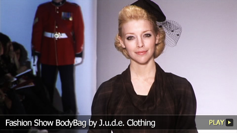 BodyBag Fashion Show by J.u.d.e. Clothing