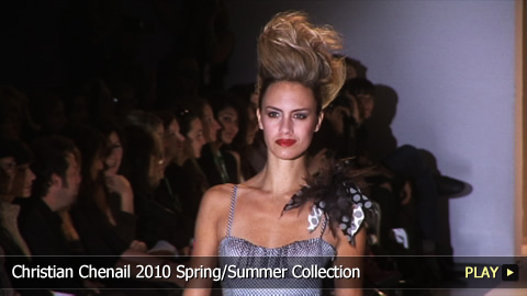 Christian Chenail 2010 Spring/Summer Collection