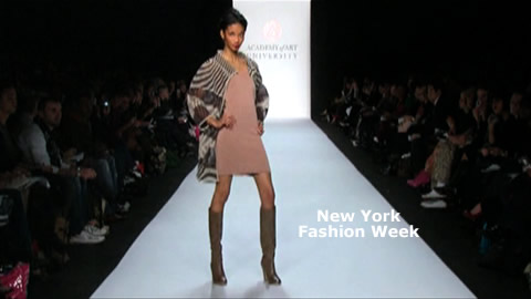 New York Fashion Week: Academy of Art University Show