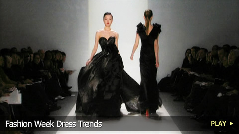 Fashion Week Dress Trends