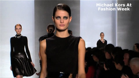 Michael Kors at New York Fashion Week