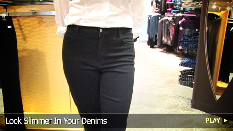 How To Look Slimmer In Your Denims