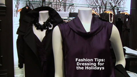 Holiday Fashion Tips