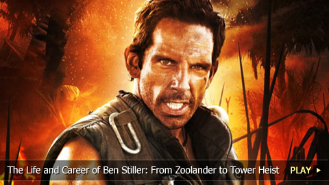 The Life and Career of Ben Stiller: From Zoolander to Tower Heist