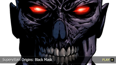 Supervillain Origins: Black Mask