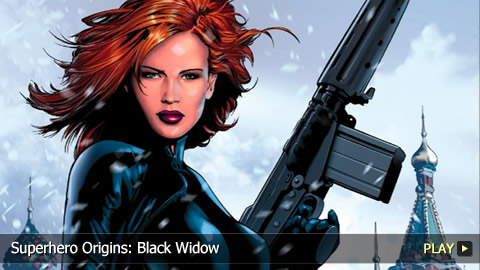 Superhero Origins: Black Widow