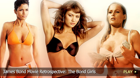 James Bond Movie Retrospective: The Bond Girls