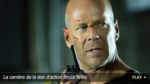 La carrière de la star d'action Bruce Willis: de Die Hard à Looper
