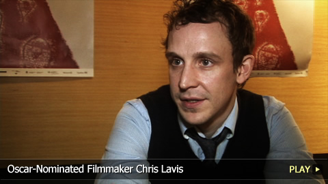 Oscar-Nominated Filmmaker Chris Lavis