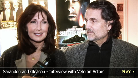 Interview with Chris Sarandon and Joanna Gleason