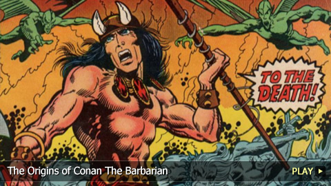 The Origins of Conan The Barbarian