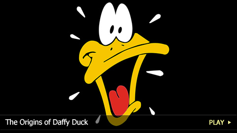 The Origins of Daffy Duck
