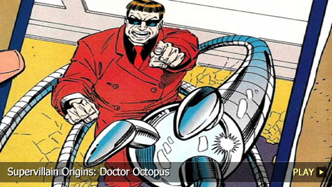 Supervillain Origins: Doctor Octopus