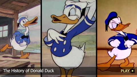 The History of Donald Duck