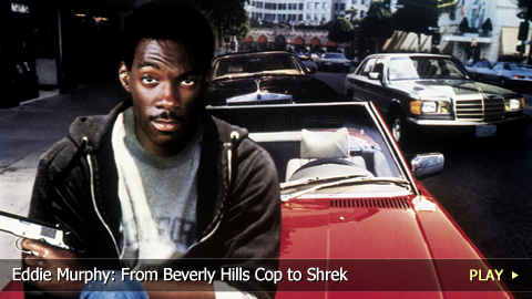 Eddie Murphy: From Beverly Hills Cop To Shrek