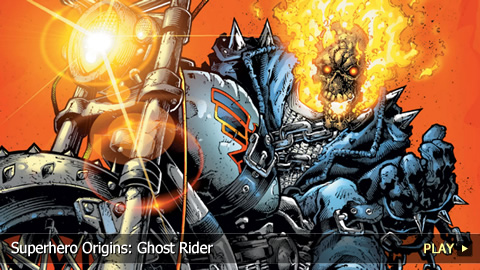 Superhero Origins: Ghost Rider