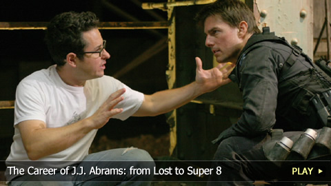 The Career of J.J. Abrams: from Lost to Super 8