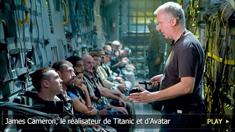 Biographie: James Cameron, le ralisateur de Titanic et dAvatar