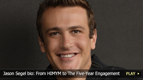 Jason Segel Bio: From How I Met Your Mother To The Five-Year Engagement