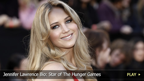 Jennifer Lawrence Bio: Star of The Hunger Games