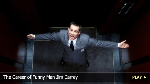 The Career of Funny Man Jim Carrey