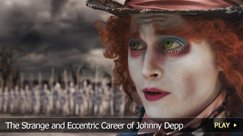 The Eccentric Career of Johnny Depp
