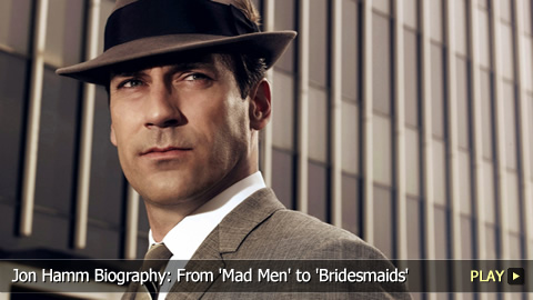 Jon Hamm Biography: From 'Mad Men' to 'Bridesmaids'