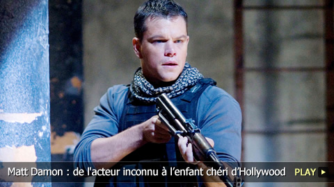 Matt Damon : de l'acteur inconnu à l'enfant chéri d'Hollywood