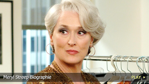 Meryl Streep: Biographie de la meilleure actrice vivante d'Hollywood