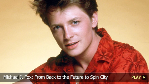 Fi M Michael J Fox Profile 480i60 480x270 Halloween ! Hey, wait, I'm too late, dang